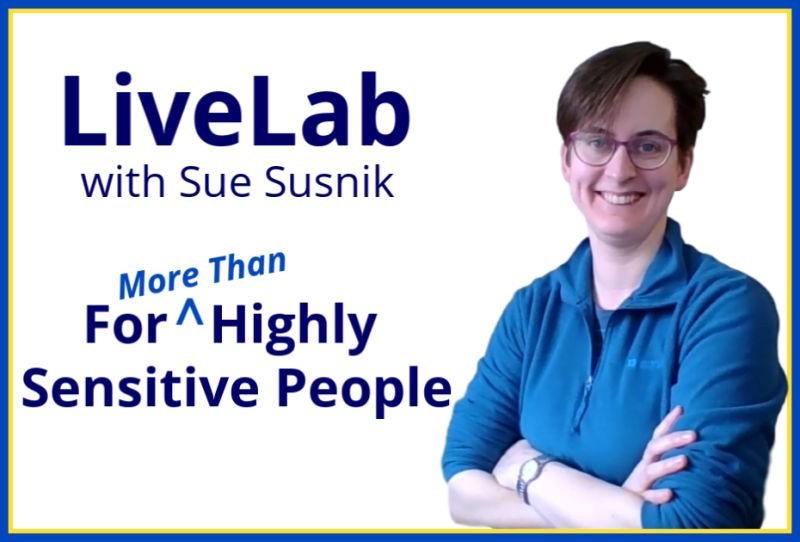 LiveLab with Sue Susnik